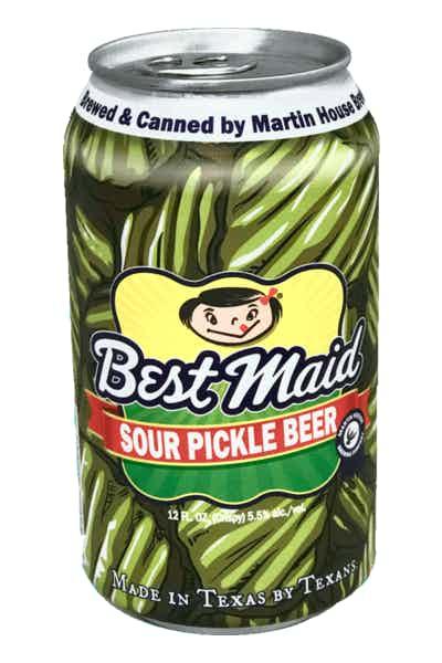 Best Maid Sour Pickle Beer