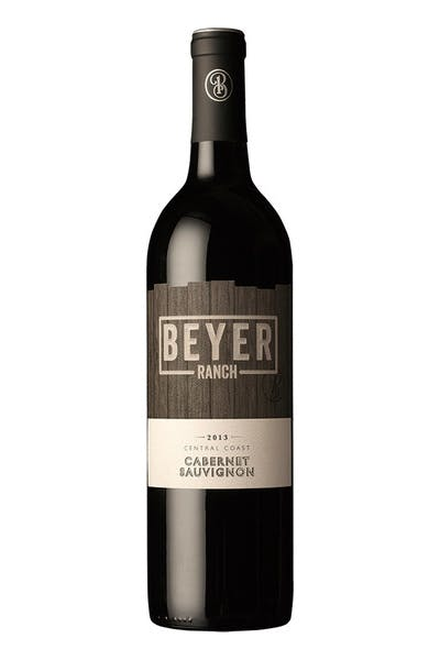 Beyer Ranch Cabernet Central Coast