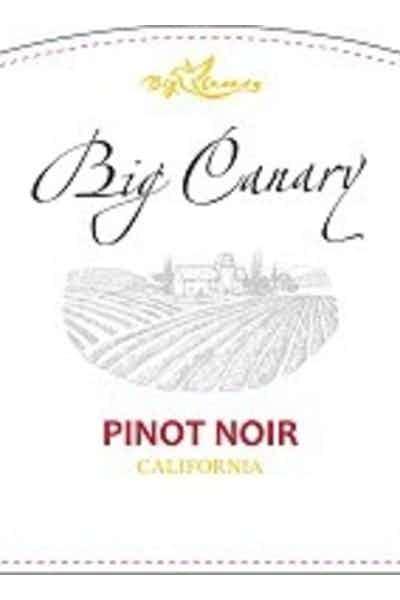 Big Canary Pinot Noir