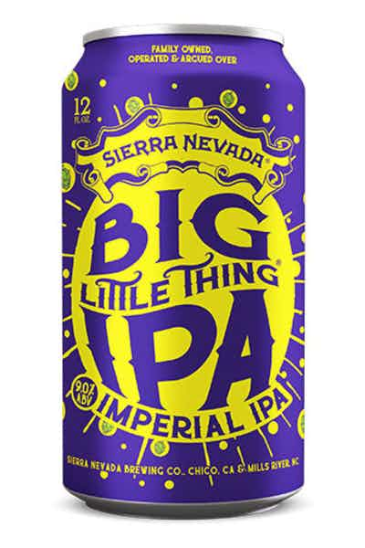 Sierra Nevada Big Little Thing Imperial IPA Price & Reviews | Drizly