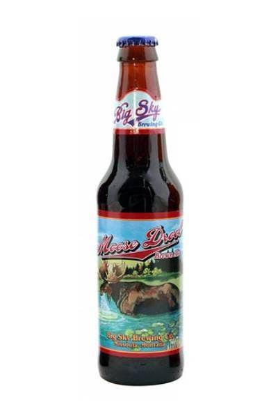 Big Sky Moose Drool Brown Ale