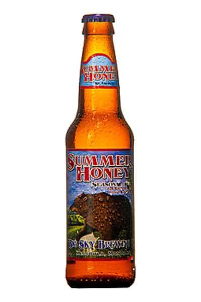 Big Sky Summer Honey