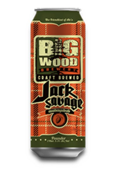 Big Wood Jack Savage American Pale Ale