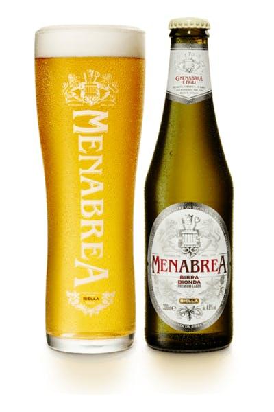 Birra Menabrea (Menabrea Beer)