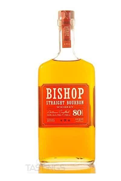Bishop Straight Bourbon