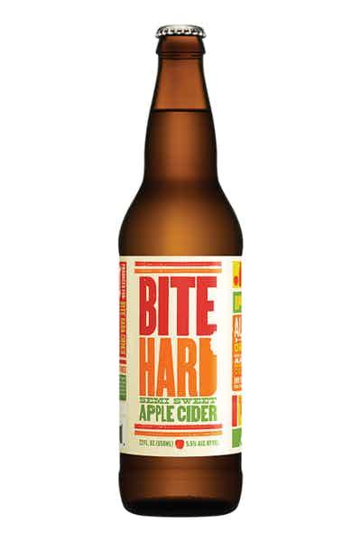 Bite Hard Semi Sweet Cider