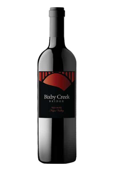 Bixby Creek Bridge Napa Valley Red Blend