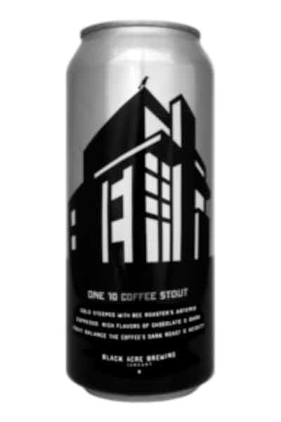 Black Acre One 10 Coffee Stout