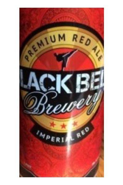 Black Belt Imperial Red