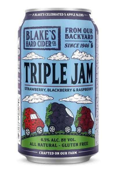 Blake's Triple Jam Hard Cider