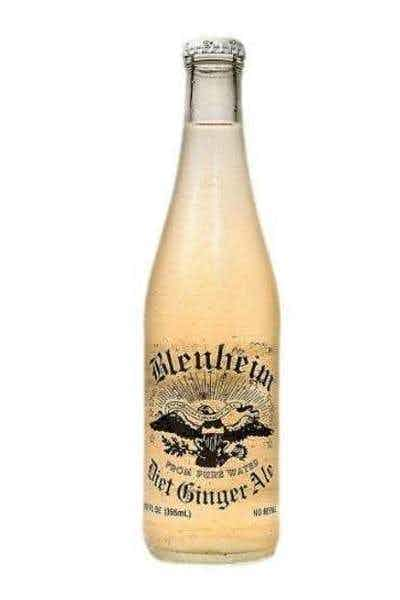 Blenheim Diet Ginger Ale