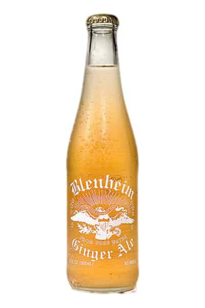 Blenheim Not-As-Hot Ginger Ale