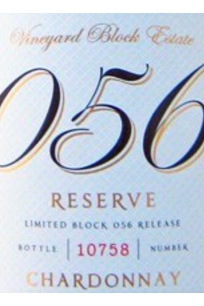 Block 056 Sonoma Coast Chardonnay Reserve