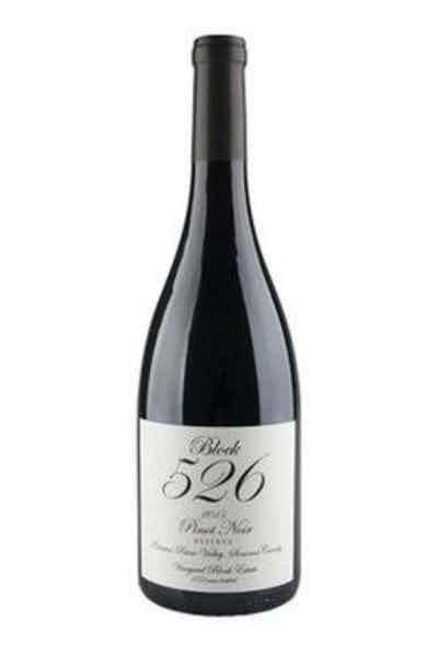 Block 526 Pinot Noir