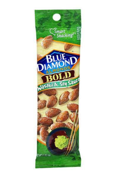 Blue Diamond Wasabi Soy Sauce Almonds