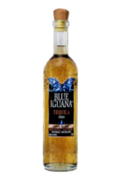 Blue Iguana Anejo Tequila