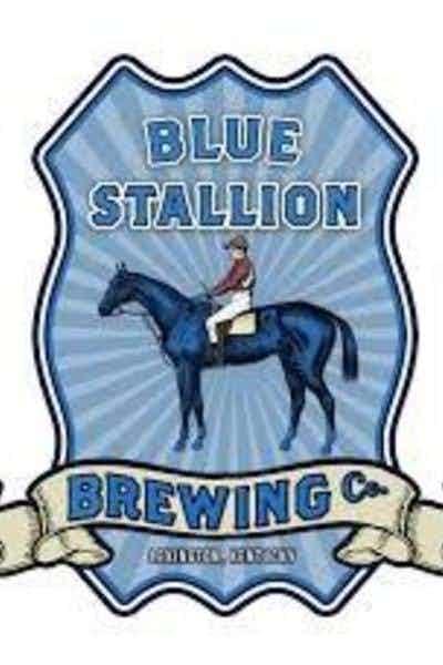 Blue Stallion Helles