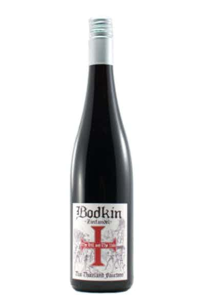 Bodkin The Hill And The Vale Zinfandel