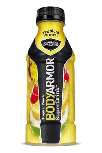BodyArmor Tropical Punch
