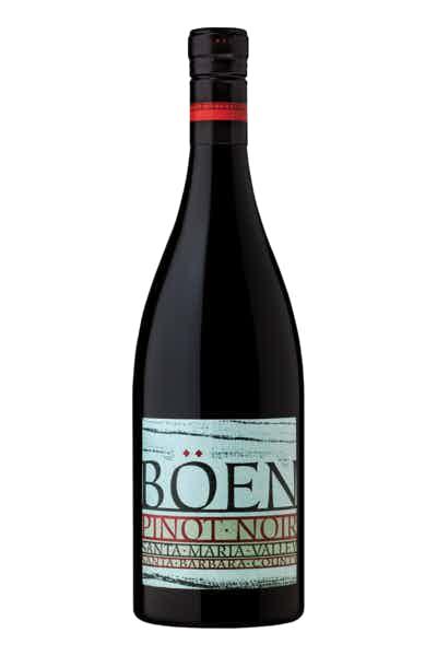 Boen Santa Maria Valley Pinot Noir