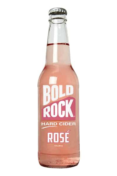 Bold Rock Rosé Cider