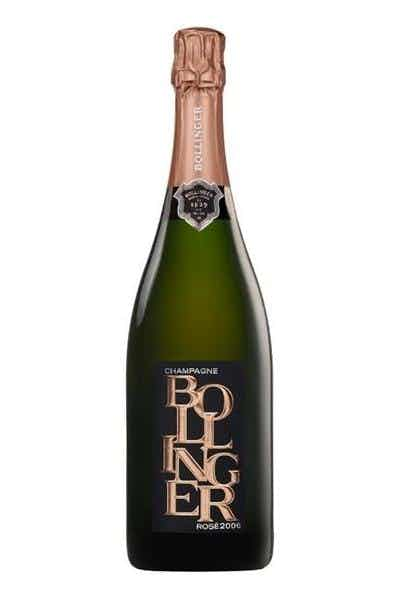 Bollinger Rose Special Edition