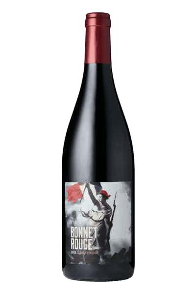 Bonnet Rouge Beaujolais Villages Gamay Noir