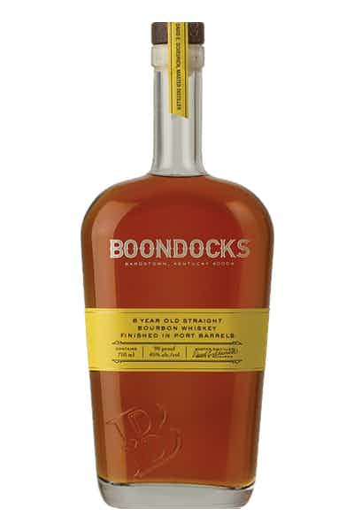 Boondocks 8 Year Bourbon