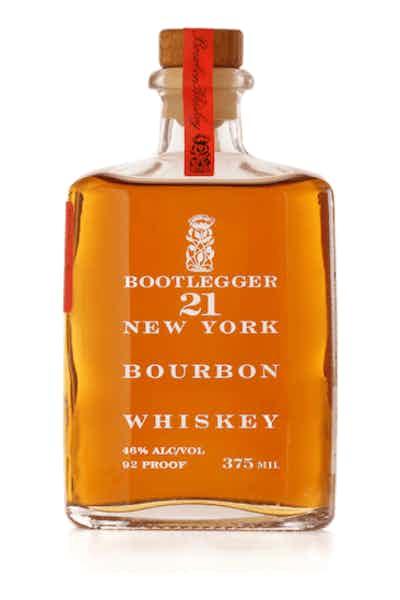 Bootlegger 21 New York Bourbon Whiskey