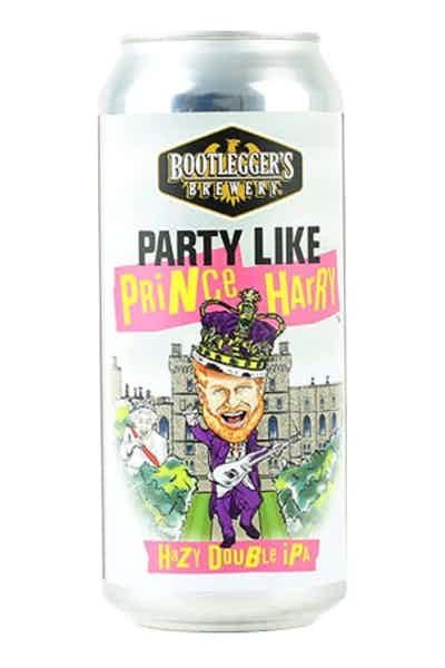 Bootlegger's Party Like Prince Hary Double Ipa