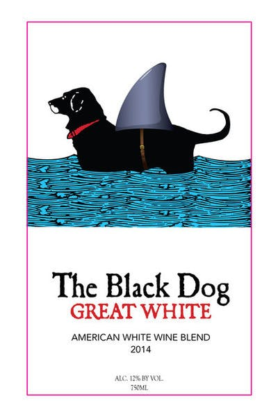 Boston Winery The Black Dog Great White Blend