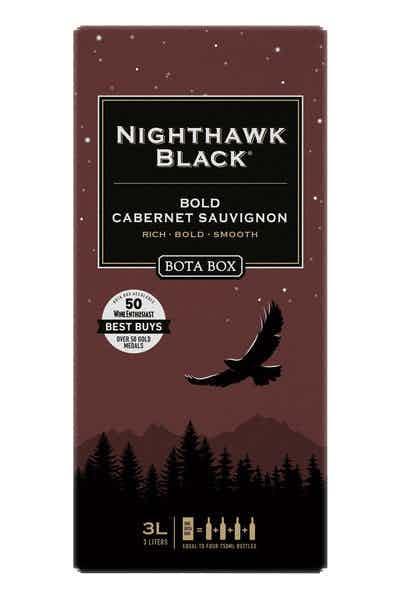Bota Box Nighthawk Black Cabernet Sauvignon