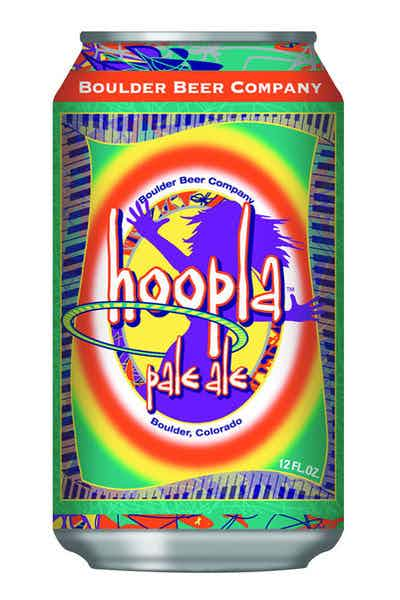 Boulder Beer Hoopla Pale Ale