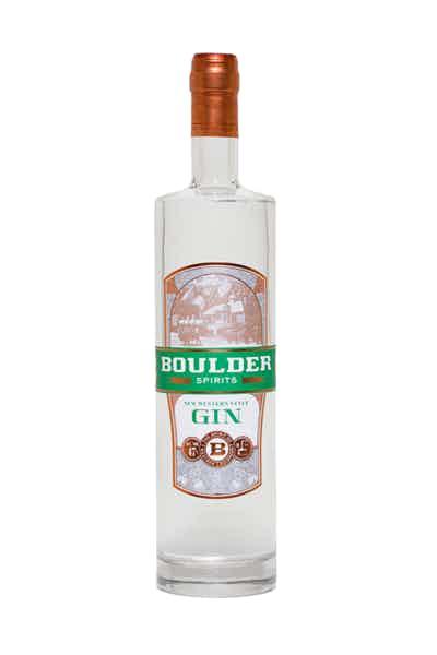 Boulder Spirits Gin