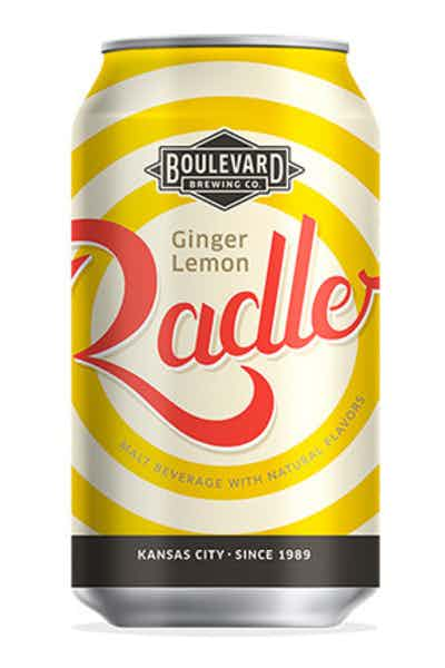 Boulevard Ginger Lemon Radler