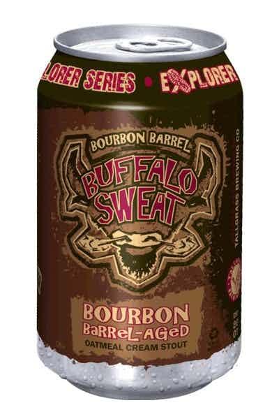 Bourbon Barrel Aged Buffalo Sweat Oatmeal Cream Stout
