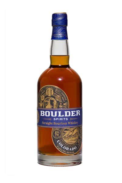 Boulder Spirits Colorado Bourbon