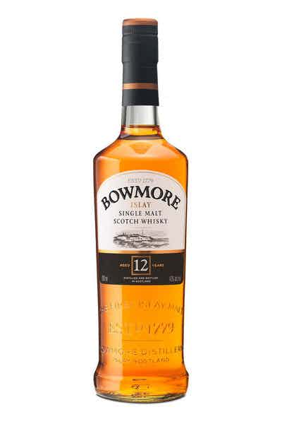 Bowmore Islay Single Malt Scotch Whisky 12 Year