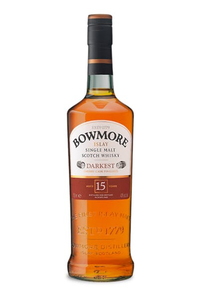 Bowmore Islay Single Malt Scotch Whisky 15 Year