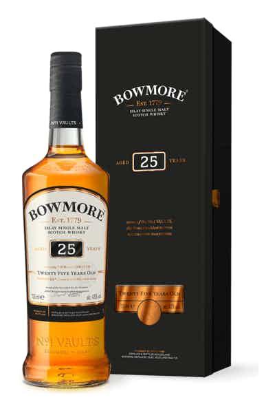 Bowmore 25 Yr