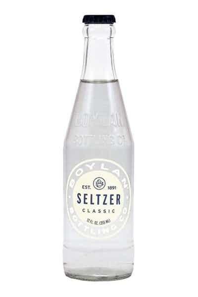 Boylan's Classic Seltzer