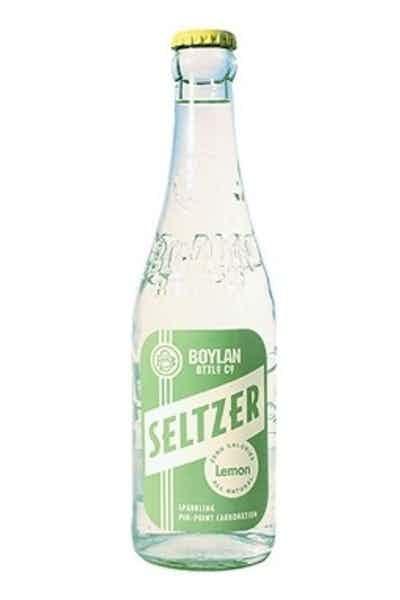 Boylans Lemon Seltzer