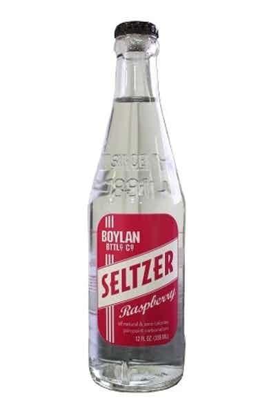Boylans Raspberry Seltzer
