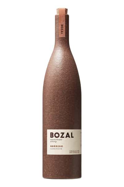 Bozal Borrego Mezcal