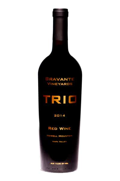 Bravante Howell Mountain Estate Trio Red Blend
