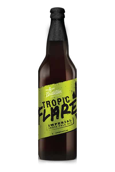 Braxton Tropic Flare New England IPA