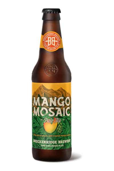 Breckenridge Brewery Mango Mosaic