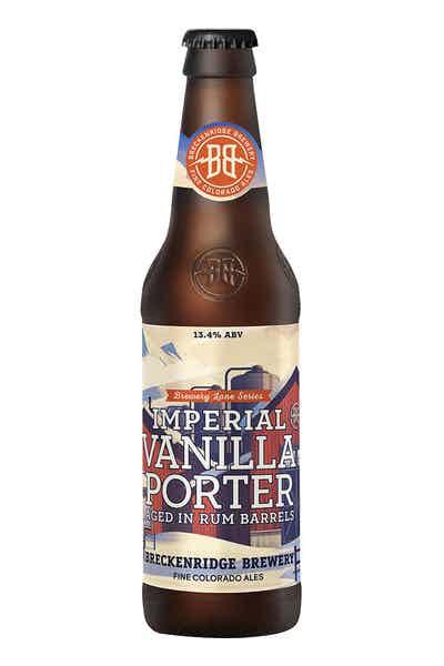 Breckenridge Brewery - Brewery Lane Series Imperial Vanilla Porter
