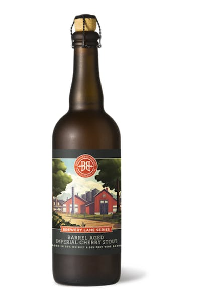 Breckenridge Brewery Lane Barrel Aged Imperial Cherry Stout