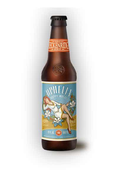 Breckenridge Brewery Ophelia Hoppy Wheat Ale